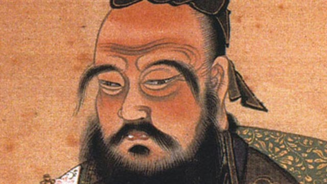 Sun Tzu and Confucius