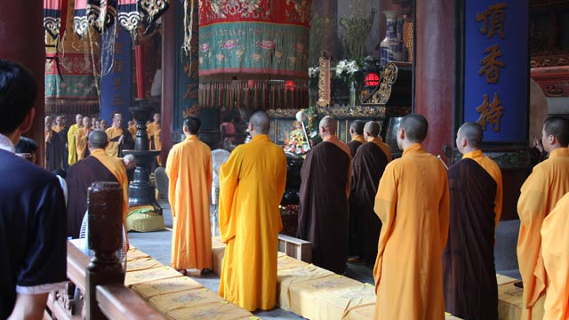 Western Culture and Buddhism